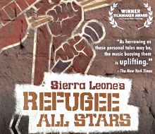 """Sierra Leone's Refugee All Stars"""